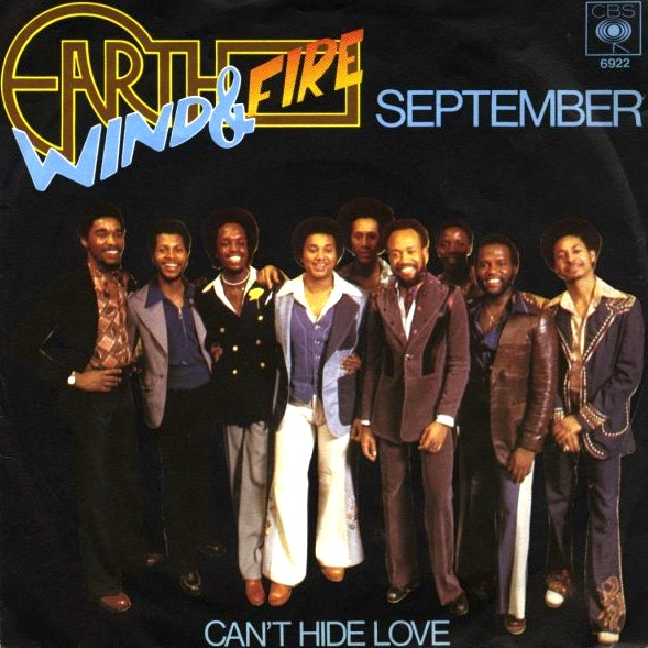 Earth Wind And Fire - September